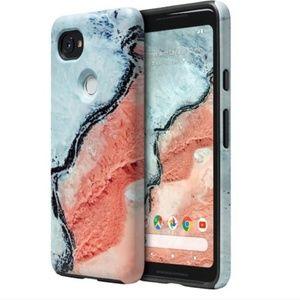 Google Earth Pixel 2  river rock phone case